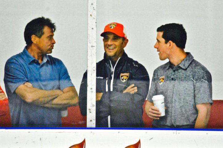 Capuano, Boughner, and McFarland, Image courtesy of @turbuL3NT2 / COTP Photography