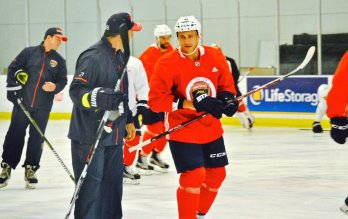 Bob Boughner and Micheal Haley, Image courtesy of @turbuL3NT2 / COTP Photography